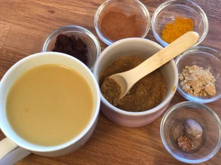 Spice mylk